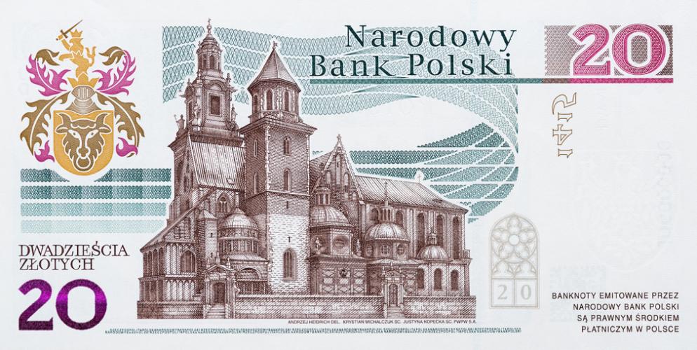 Banknot revers